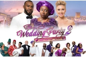 The Wedding Party 2; Destination Dubai (2017)